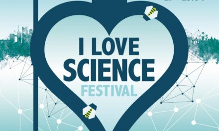 Projectoproep: I love Science Festival 2020